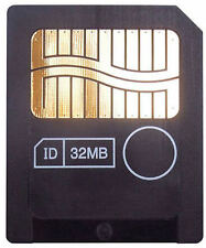 32MB SmartMedia Card Compatible For Yamaha Motif 6, 7, 8, QY 100, PSR 1500/3000