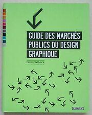 Guide des marches publics du design graphique C Capo-Chichi Ed Pyramyd