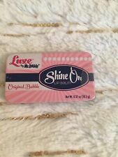 Luxe by Mr. Bubble Original Bubble Shine On Sweet & Savory Beeswax Lip Balm New