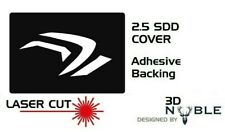 BLACK - NVIDIA - 2.5inch SSD/HDD SATA Hard Drive Cover Plate INTERNAL SOLID
