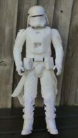 Star Wars JAKKS PACIFIC LARGE 17'' SNOWTROOPER 1ST ORDER ACTION FIGURE DOLL TOY
