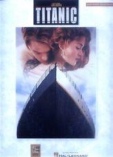 Titanic Easy Piano Selections Songbook Noten für Klavier leicht
