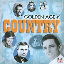 Various Artists : Golden Age of Country / Various Country 1 Disc CD