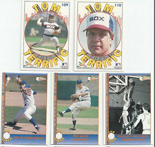 1992 TOM SEAVER COMPLETE PACIFIC 110 CARD SET