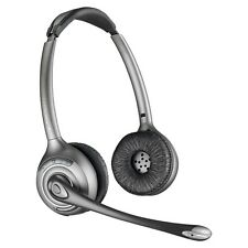 Plantronics WH350 Black Headband Headsets
