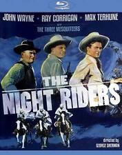 The Night Riders: The Three Mesquiteers (Blu-ray Disc, 2012, 1939 B&W)