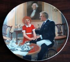 "Knowles/Wm. Chambers Annie ""Tomorrow"" Ltd Ed. Plate"