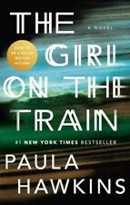 The Girl on the Train by Paula Hawkins (2016, Paperback)