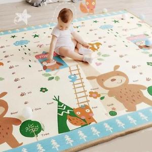 Environmentally Friendly Thick Baby Crawling Play Mat Folding Mat Carpet PlayMat