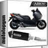ARROW FULL SYSTEM EXHAUST URBAN BLACK YAMAHA XMAX X-MAX 300 2017 17 2018 18