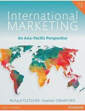 NEW - International Marketing : An Asia-Pacific Perspective by Fletcher (7 Ed)