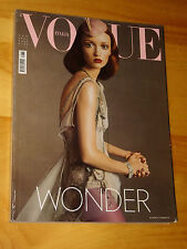 VOGUE MAGAZINE=ITALIA=2003/632=APRIL=Audrey Marnay by Steven Meisel