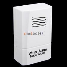 Wireless Water Leak Sensor Water Level Alarm Alert Detector System Home Security