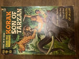 Korak Son of Tarzan #27 February 1969 Jungles of Ja-Lur
