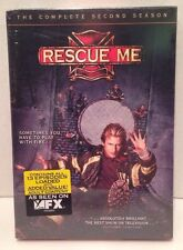 Rescue Me The Complete Second Season 2 BRAND NEW SEALED 4 Discs Denis Leary
