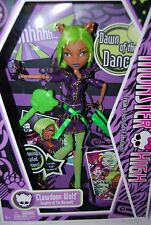 Monster High Dawn of the Dance Clawdeen Wolf Daughter of the Werewolf New Toy