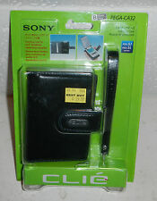 NEW Sony CLIE PEGA CA32 Handheld PDA Carrying Case