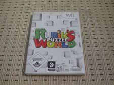 Rubik´s Puzzle World für Nintendo Wii und Wii U *OVP*