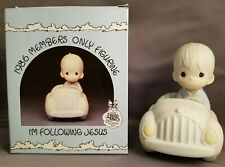 I'M Following Jesus 1986 members figurine Pm 862 Olive Branch Precious Moments