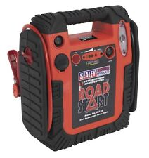 RoadStart® Emergency Power Pack with Air Compressor 12V 900 Peak Amps RS132