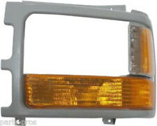 New Replacement Paintable Headlight Bezel LH / FOR 1991-96 DODGE DAKOTA