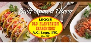 AC Legg Old Plantation Blend 101 Sweet Italian Blend Full Case 24 - 8oz. Bags