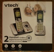 New VTech CS6529-2 DECT 6.0 Phone Answering System with Caller ID/Call Waiting