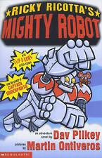 Ricky Ricotta's Mighty Robot, Pilkey, Dav, New Book
