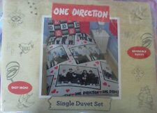 One direction, single duvet set
