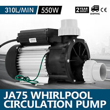 LX JA75 PUMP 0.70 HP|HOT TUB|SPA|WHIRLPOOL BATH|WATER CIRCULATION PUMP| TOP