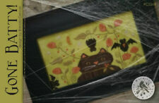 Gone Batty! by Brenda Gervais With Thy Needle and Thread cross stitch pattern