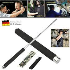 Outdoor Camping Selbstverteidigung Schutzstöcke Werkzeug Teleskopstange Stift DE