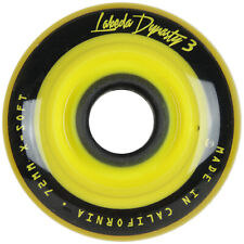 Labeda Inline Wheel Dynasty 3 Black 72mm