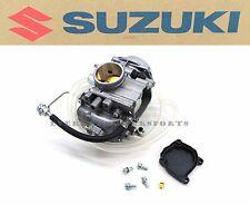 New Genuine Suzuki Carburetor 00-01 Quad Master 500 Carb Fuel Gas Mikuni #X139