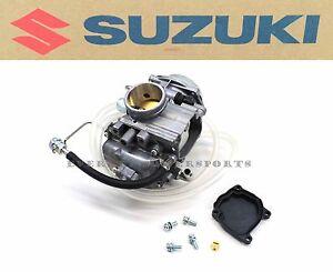 Carburetor 00-01 LTA 500 Quad Master Genuine Suzuki Carb Fuel Gas Mikuni #X139