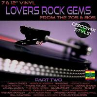 REGGAE LOVERS ROCK GEMS PART 2 MIX CD