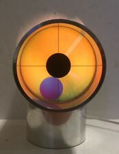 KIRSCH-HAMILTON AURORA SPACE AGE CLOCK- #31767 Corchia and de Harak w/o