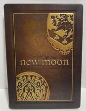 The Twilight Saga: New Moon SteelBook (DVD, 2 Disc, Widescreen)