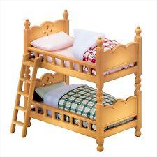 Sylvanian Families KA-302 Furniture Double Deck Bed Set Calico Critters