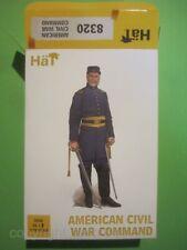 NEU 1:72 HäT 8320 US Bürgerkrieg  Nordstaaten Kommando ACW Civil War Command HAT