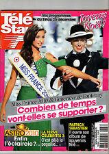 ►TELE STAR 1733 du 14/12/2009 - MISS FRANCE - JOYEUX NOEL