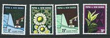 Papua Nuova Guinea sg113/6 1967 schema elettrico Hydro Gomma integra, non linguellato