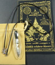 MINI MEED MOR PROTECTION CHARM - AMULET FROM WAT BANG PHRA TEMPLE THAILAND
