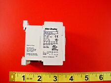 Allen Bradley 100-K12KJ10 Ser A Mini Contactor 110-120v 100-K12*10 100K12KJ10