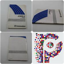 Commodore amiga 1084ST monitor en color manual del usuario