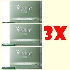 3X VISISLIM LINE Slimming 30 capsule FAST Weight Loss Fat Burn balance for body