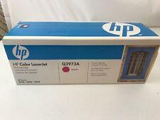 HP LaserJet Q3973A MAGENTA Print Cartridge - New in Box - Free Shipping