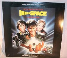 Laserdisc [g] * Innerspace * Dennis Quaid Martin Short Meg Ryan Spielberg Widesc