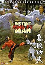 Instant Kung Fu Man --- Hong Kong Kung Fu Martial Arts Action movie DVD - NEW