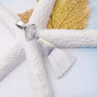 Selenit Herkimer Diamant weiß Avantgarde Design Anhänger 925 Sterling Silber neu